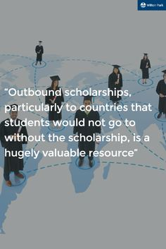 This conference brought together people from the UK government and partners in the academic and private sectors to find out what they thought about international scholarships and the benefits they bring!