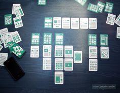 Baraja de cartas de Usabilidad Web | No me toques las Helvéticas | Blog sobre diseño gráfico y publicidad