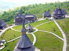 Barsana Monastery, Maramures County