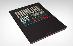"""""""Herman Miller"""" in Print annual report"""