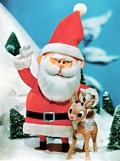 if you were born anywhere around 1970 you know you watched these cartoons at Christmas :)