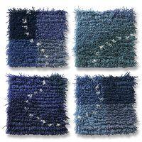 Rya Rug, Wool Rug, Latch Hook Rugs, Rugs On Carpet, Carpets, Open Weave, Punch Needle, Rug Hooking, Textile Art
