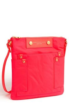 Yes please! Pink Marc Jacobs crossbody.