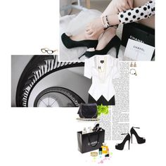 Chanel Obsession, created by punkybaby on Polyvore