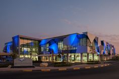 Philips Color Kinetics - Imperial College London Diabetes Centre, Al-Ain, United Arab Emirates