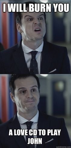 Sherlock and Johns love is just undeniable