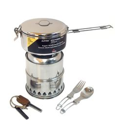 Biomass cooking, where the stove is fueled with twigs, wood chips and other pieces of organic stuff, is an idea whose time has come. I really liked the original SilverFire Scout® biomass stove. But this new, improved model is even better.