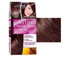 casting crme gloss 6354 toffee love loral paris - Coloration Gloss L Oral