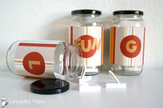 Syncopated Mama: Love Jars: A fast, frugal gift idea for your sweetie!