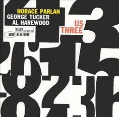 On this recording made in 1960 during his tenure with Lou Donaldson, pianist Horace Parlan is situated nicely alongside bassist George Tucker and drummer Al Harewood. The trio had its own gig on Sundays at Minton's in Harlem, and had established a repertoire and reputation for being able to lay down both hard bop and soul-jazz stylings with equal verve. (And yeah, that jazz/hip-hop group from the 1990s was named after this disc.) The proceedings here are straight-ahead with some cool ...