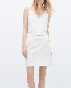 MINI SKIRT-Mini-Skirts-WOMAN | ZARA United States
