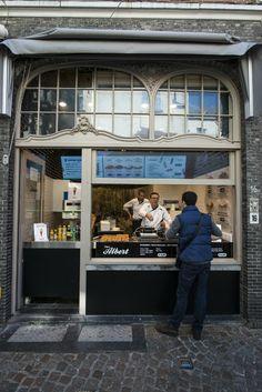 Yummy waffles - Chez Albert, Bruges Traveller Reviews - TripAdvisor