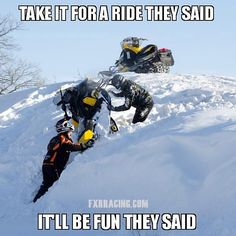 FXR Racing meme