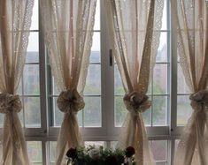 Tende Per Interni Stile Country : Risultati immagini per tende per finestre ad arco arredamento d