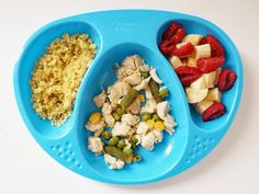 TONS of toddler meal ideas
