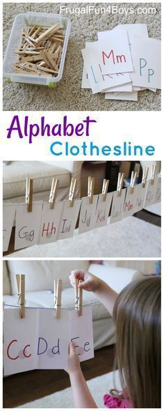 This fun learning activity for preschoolers and kindergartners combines fine motor practice with learning the letters of the alphabet! My 3 and 5 year olds both loved this, and it's a piece of cake to Activities For 5 Year Olds, Toddler Learning Activities, Preschool Learning Activities, Fun Learning, 3 Year Old Preschool, Alphabet Games For Preschoolers, Letter H Activities For Preschool, Fine Motor Activities For Kids, Birthday Activities