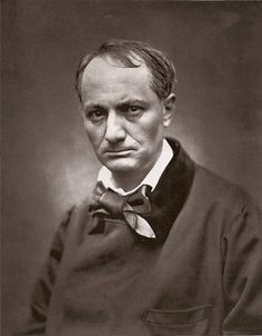 """Charles Pierre Baudelaire was a French poet who produced notable work as an essayist, art critic, and pioneering translator of Edgar Allan Poe. Most famous work, Les Fleurs du mal (The Flowers of Evil), expresses changing nature of beauty in modern, industrializing Paris during 19th century. Credited with coining term """"modernity"""" (modernité) to designate the fleeting, ephemeral experience of life in an urban metropolis, and the responsibility art has to capture that experience…"""