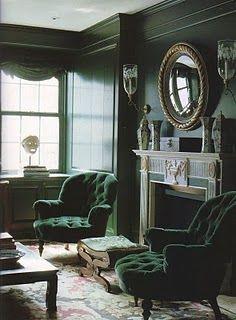 Diamond-Baratta, in World of Interiors, January 1994. Photo: Henry Bourne