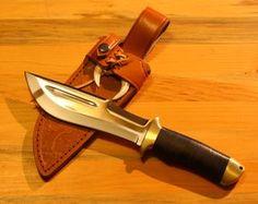 Down Under Knives The Razorback Hunting Knife