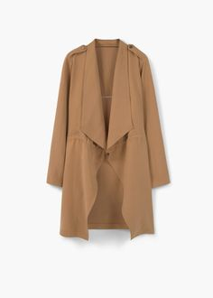Soft trench | MANGO