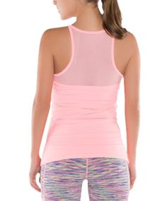 f28ece3cc4 The TLF™ Coolest tank has a built in bra for guaranteed support. This tank
