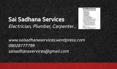 """Sai Sadhana Services   We Wish To Introduce Ourselves As Leading Facility Management Company, Having Our OfficesAt Mumbai & Pune,We Are A Registered Government Contractor Having Our Own """" P.F, E.S.I.C, Service Tax, Shop & Establishment, PAN, Labour Contract Registration Numbers"""" etc.  We Render following Services At The Most COMPETITIVE RATES: -  1) HOUSEKEEPING SERVICES, 2) OFFICE BOY SERVICES, 3) FACADE GLASS CLEANING SERVICES, 4) PEST CONTROL SERVICES, 5) WE ALSO TAKE YOUR CONTRACT…"""