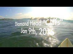 Surfing Hawaii DIAMOND HEAD | サーフィンハワイ ダイアモンドヘッド