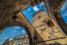 Photograph Charles Bridge by Serjio Oleynik on Prague City, Charles Bridge, Brooklyn Bridge, Barcelona Cathedral, Photograph, Travel, Beautiful, Inspiration, Photography