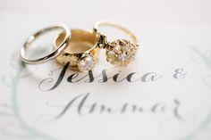 Joyas y tendencias: 28 modelos diferentes en anillos de boda Image: 20