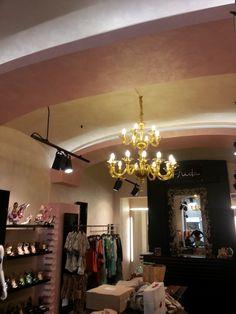realizzazioni negozio abbigliamento