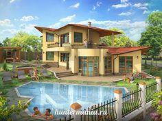 Идеальный загородный дом. Негосударственная экспертиза, как инструмент совершенствования проекта дома.