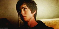 "Logan Lerman as Percy Jackson in ""The Lightning Thief."