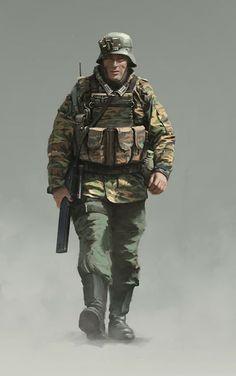 Wehrmacht ~ Walküre, el juego de rol