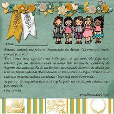 As Tontas Vão Ao Céu: Carta para Ser Entregue para Moças Inativas