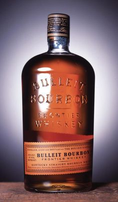 Bulleit Bourbon...a really good bourbon based on an original recipe from the 1860s.