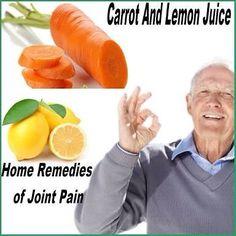 carrot and lemon juice are helpfull for joint pains  Visit us  jointpainrepair.com  Via  google images  #jointpain #jointpains #jointpainrelief #kneepain #kneepains #kneepainnogain #arthritis #hipjoint  #jointpaingone #jointpainfree