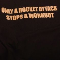 Best workout shirt ever!!!