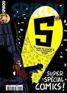 Spirou Hebdo N° 3613 du 11 juillet 2007