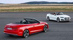 Audi A5 Cabrio 2017, se completó la familia - http://autoproyecto.com/2016/11/audi-a5-cabrio-2017-completo-la-familia.html?utm_source=PN&utm_medium=Pinterest+AP&utm_campaign=SNAP