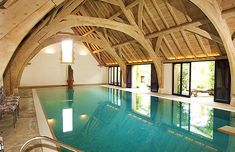 Oak-frame swimming pools - Directory of Oak-Frame Architects