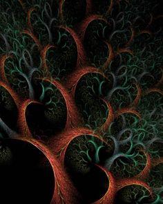 100 Wonderful Fractal Images on imgfave