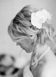 Wedding Hair by Nicole Martin