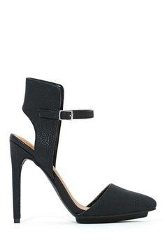 Shoe Cult Cordoba Pump - Black