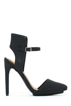 Shoe Cult Cordoba Pump - Black