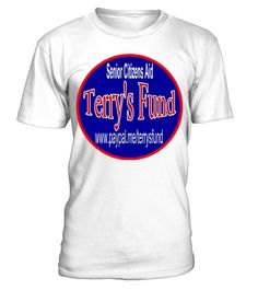 Terry's fund support the arts l - tshirt - Tshirt