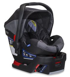 BOB B-SAFE 35 Infant Car Seat, Black