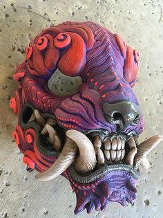 CAST URETHANE SENTINEL MASK- LUMEN Jaguar, Biblical Art, Cool Masks, Weapon Concept Art, Animal Masks, Robot Design, Mask Design, Art Tutorials, Sculpting