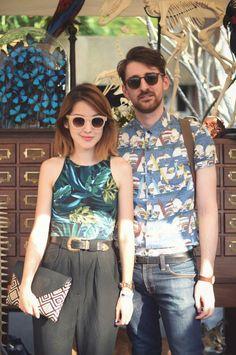 แฟชั่น ชุดคู่ สำหรับอากาศร้อนๆแบบเมืองไทย! (สไตล์#14) - ShopSpot