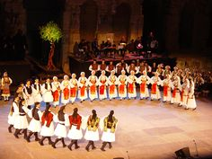 Lukeio Ellinidon - Irodeio..-Greek Dancers