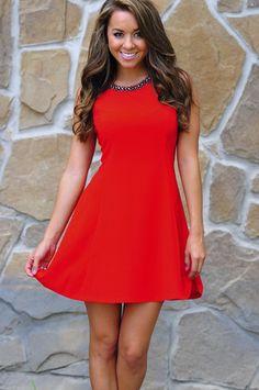 Red dress #shophopes